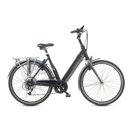 Sparta Ion Dts Ebike Dames 53 Cm Fietspoint Wolbers